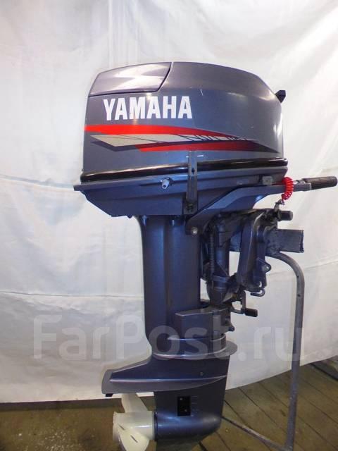 Yamaha. 30,00л.с., 2х тактный, бензин, нога S (381 мм), Год: 2006 год
