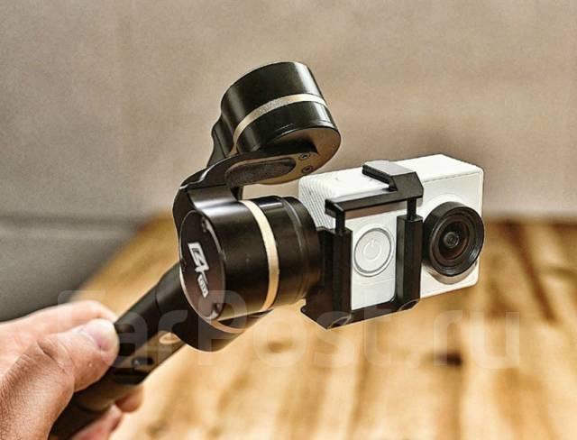 Стабилизатор для экшн-камер Feiyu Tech G4QD
