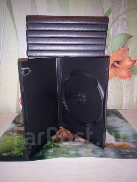 Коробки для DVD (DVD-Box)