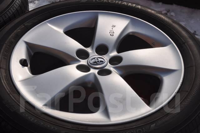 Toyota. 7.0x17, 5x100.00, ET50