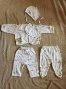 Комплект одежды для новорожденного. Рост: 50-60 см