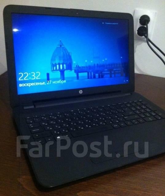 """HP 15. 15.6"""", 1 400,0ГГц, ОЗУ 2048 Мб, диск 500 Гб, WiFi, Bluetooth, аккумулятор на 4 ч."""