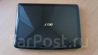 """Acer Aspire. 15.4"""", 1,8ГГц, ОЗУ 2048 Мб, диск 160 Гб, WiFi, Bluetooth, аккумулятор на 2 ч."""