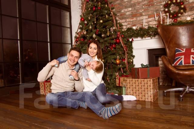 Фотосессии новогодние.