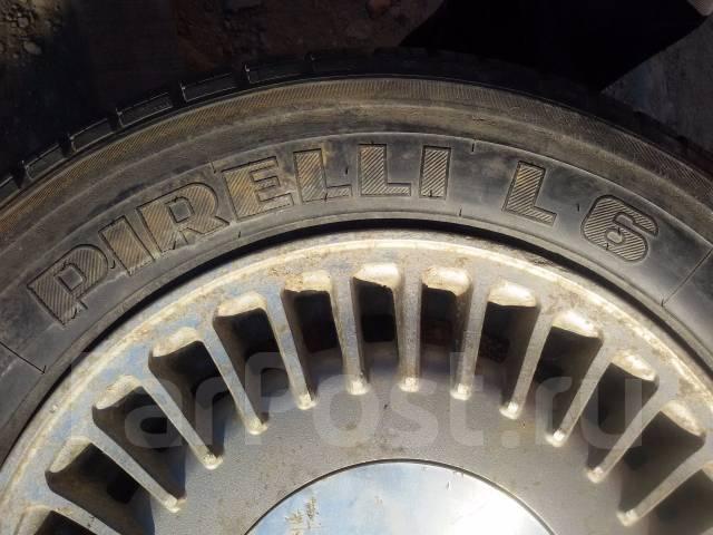 Pirelli Citynet Plus L6. Летние, 2005 год, износ: 50%, 2 шт