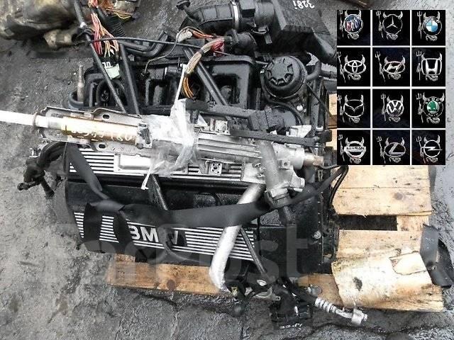 Двигатель. BMW 7-Series Двигатель M52