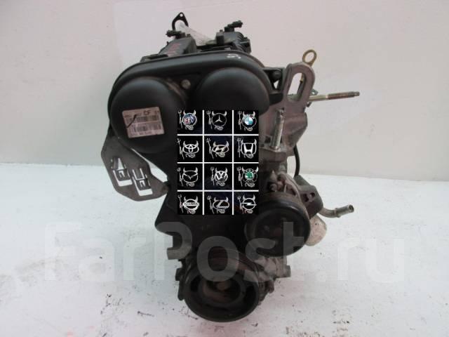 Двигатель. Ford Fusion Ford Focus Двигатель 1 6 TIVCT