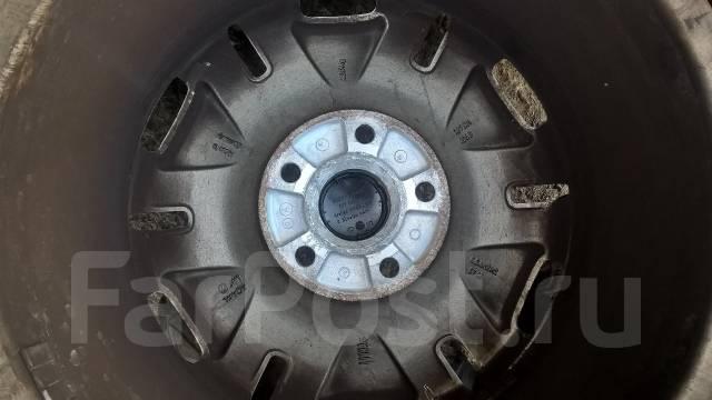 Комплект литых дисков r16. x16, 5x112.00