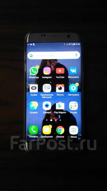 Samsung Galaxy S7 Edge SM-G935F. Б/у