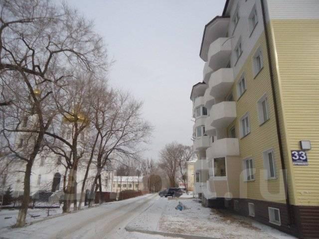 2-комнатная, улица Дзержинского 33а. Центр, 60 кв.м. Дом снаружи