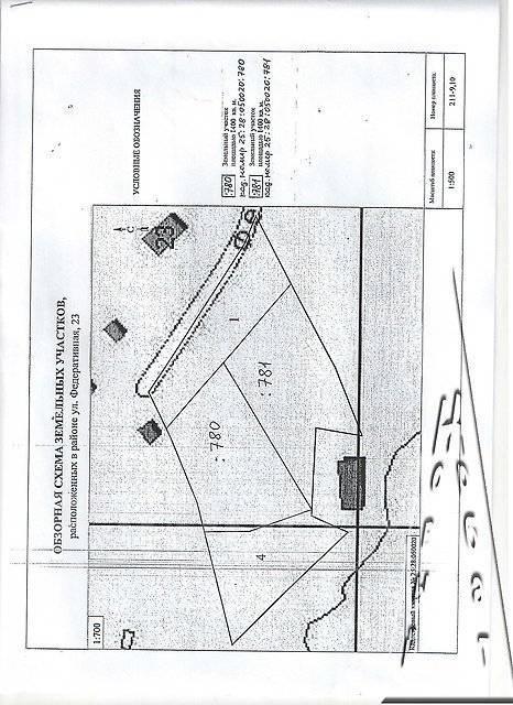Земельный участок на Весенней. 1 400 кв.м., собственность, от агентства недвижимости (посредник)