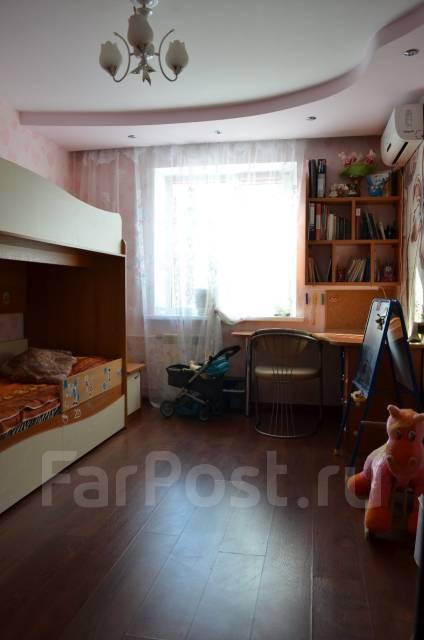 3-комнатная, с. Тополево Зеленая ,3. Железнодорожный, агентство, 68 кв.м.