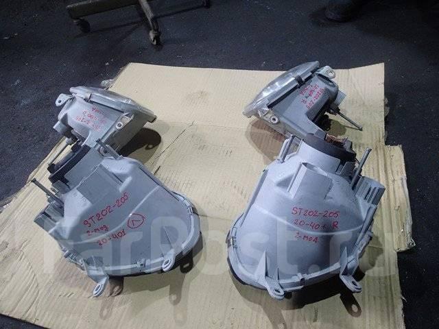 Фара. Toyota Celica, ST202