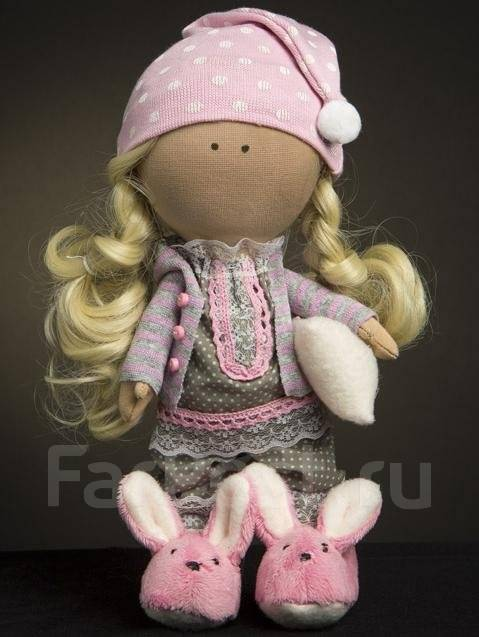 Набор для шитья куклам