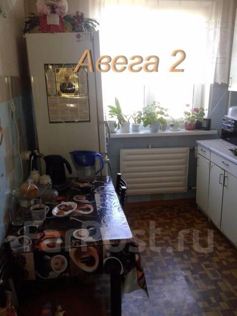 3-комнатная, улица Добровольского 39. Тихая, проверенное агентство, 56 кв.м. Интерьер