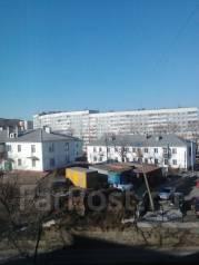 Комната, улица Тунгусская 65. Третья рабочая, агентство, 32 кв.м. Вид из окна днём