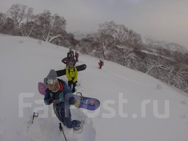 Петропавловск-Камчатский. Горнолыжный тур. Туры по Камчатке
