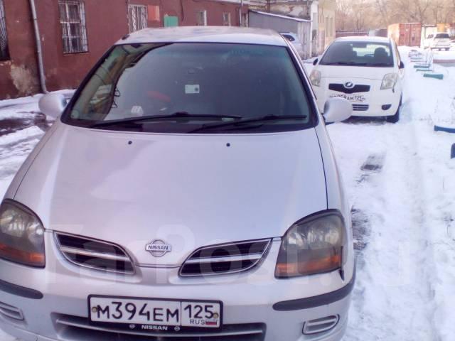 Nissan Tino. автомат, передний, 1.8 (1 л.с.), бензин, 125 тыс. км