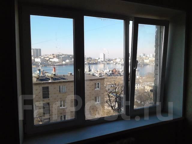 Гостинка, улица Березовая 21а. Чуркин, частное лицо, 18 кв.м. Вид из окна днем