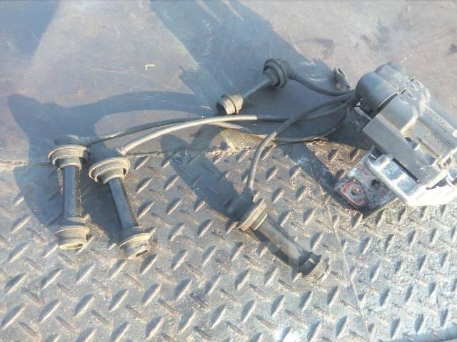 Высоковольтные провода. Toyota Corolla Levin, AE101 Двигатель 4AGE