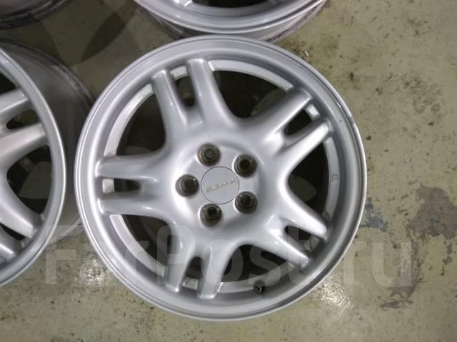 Subaru. 6.5x16, 5x100.00, ET55, ЦО 55,0мм.