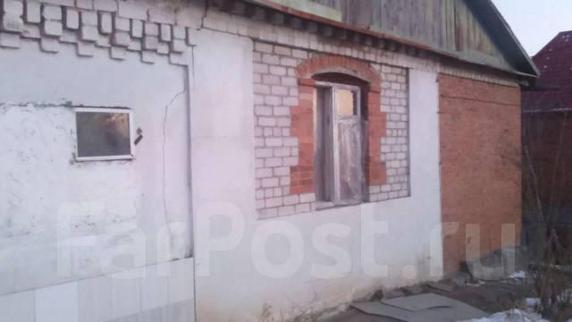 Продам кирпичный дом с земельным участком. Дзержинская 107, р-н центр, площадь дома 51 кв.м., централизованный водопровод, электричество 10 кВт, отоп...