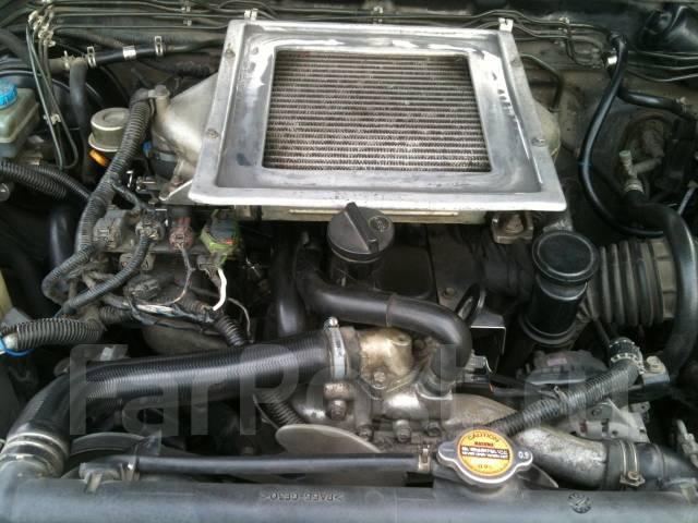 Nissan Mistral. автомат, 4wd, 2.7 (130 л.с.), дизель, 168 000 тыс. км