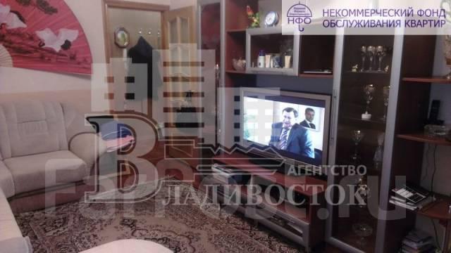 2-комнатная, проспект 100-летия Владивостока 120а. Вторая речка, агентство, 56 кв.м. Комната