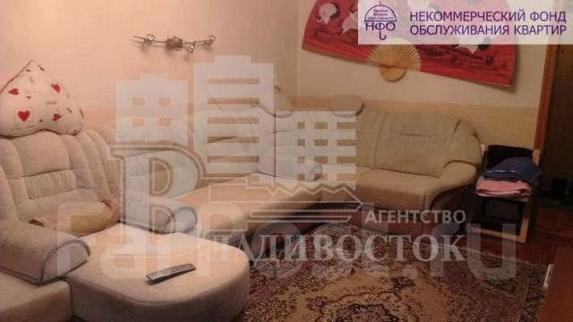 2-комнатная, проспект 100-летия Владивостока 120а. Вторая речка, агентство, 56 кв.м.