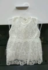Платья. Рост: 60-68 см
