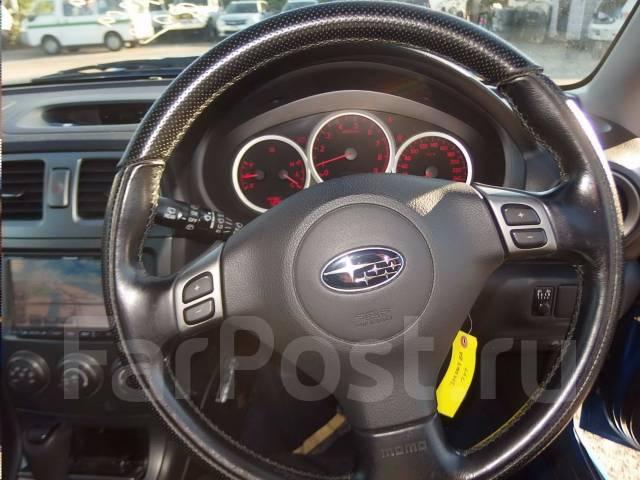Руль. Subaru Impreza WRX, GDB, GD, GDA Subaru Impreza WRX STI. Под заказ