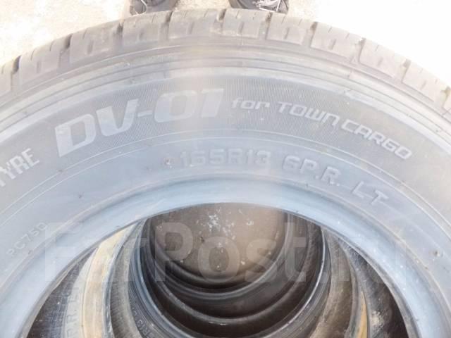 Dunlop DV-01. Летние, износ: 10%, 4 шт. Под заказ