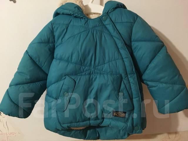 Продам детскую одежду. Парки, пуховики, ветровку, комбинезон, обувь. Рост: 86-98 см