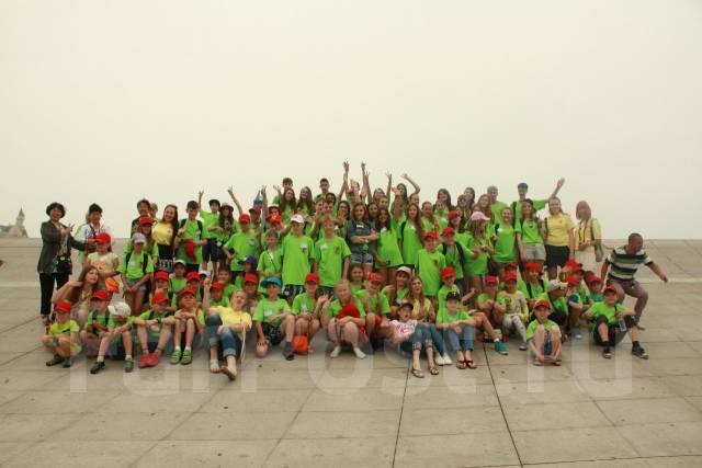 Детский лагерь в Даляне