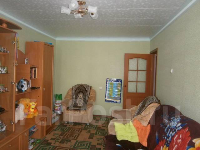 3-комнатная, Красногвардейская 97. частное лицо, 65 кв.м.