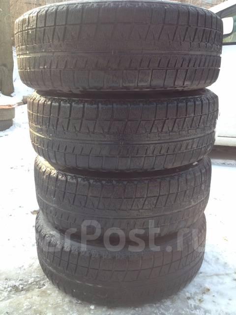 Колеса всесезонные на литье Bridgestone Blizzak Revo GZ 215/60 R16. x16. Под заказ
