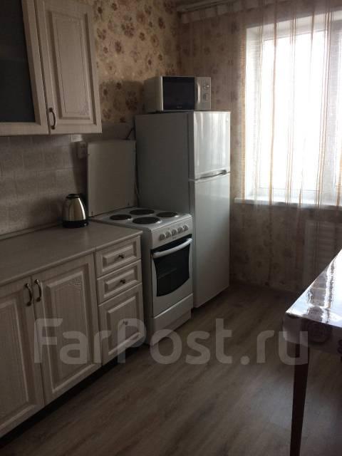 1-комнатная, улица Калинина 219. Чуркин, частное лицо, 36 кв.м. Кухня