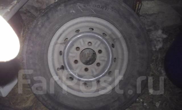 Продам колесо. x15 6x114.30