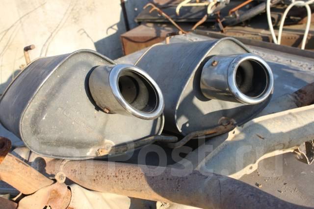Глушитель. Subaru Legacy B4, BL5 Двигатель EJ20