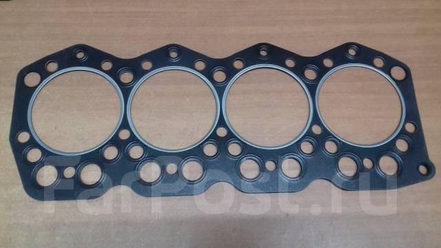 Прокладка головки блока цилиндров. Mitsubishi B Двигатель S4K