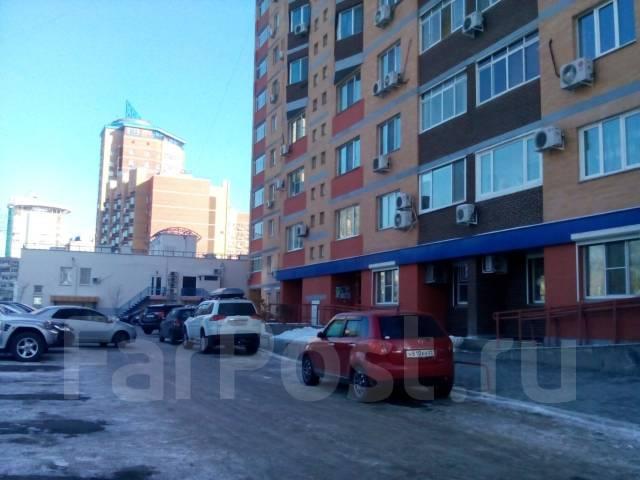 1-комнатная, улица Истомина 22а. Центральный, агентство, 43 кв.м. Дом снаружи
