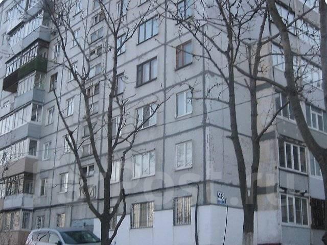 3-комнатная, улица Нерчинская 48. Центр, проверенное агентство, 63 кв.м. Дом снаружи