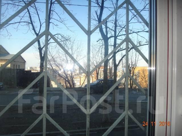 3-комнатная, улица Нерчинская 48. Центр, проверенное агентство, 63 кв.м. Вид из окна днём