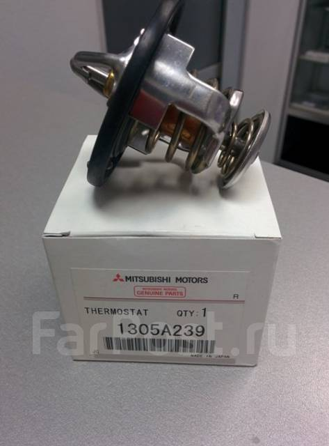 Термостат. Mitsubishi Delica Space Gear, PD6W, PF6W Mitsubishi Challenger, K96W Mitsubishi Pajero, V63W, V73W, V23C, V97W