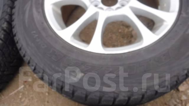 Комплект зимних колёс 5*100 5*114,3 215/70R16. x16 5x100.00, 5x114.30