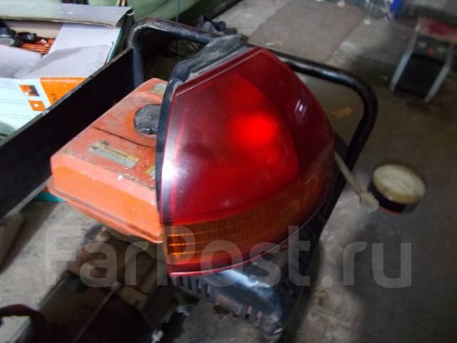 Стоп-сигнал. Nissan AD, VFY11 Двигатель QG15DE