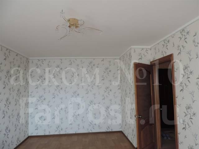 1-комнатная, улица Ватутина 4а. 64, 71 микрорайоны, агентство, 40 кв.м. Интерьер