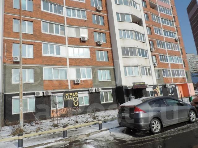 1-комнатная, улица Ватутина 4а. 64, 71 микрорайоны, агентство, 40 кв.м. Дом снаружи