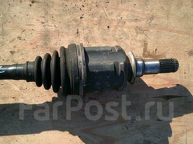 Привод. Toyota Caldina, AZT246 Двигатель 1AZFSE