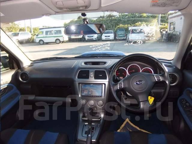 Автоматическая коробка переключения передач. Subaru Impreza WRX, GD, GDA